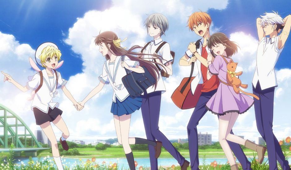 fruits basket 2019 anime saison 2 trailer 2020