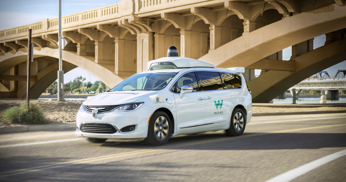 Waymo d'Alphabet lève plus de 2 milliards de dollars