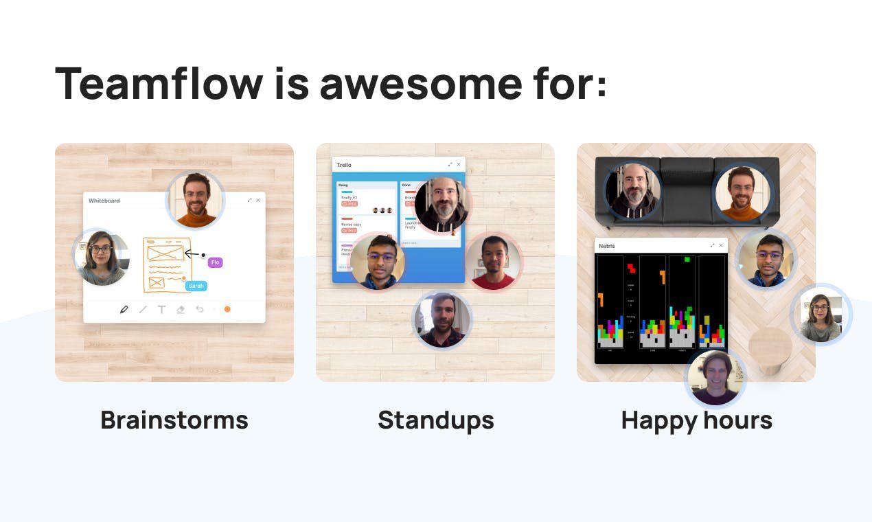 utilisation Teamflow