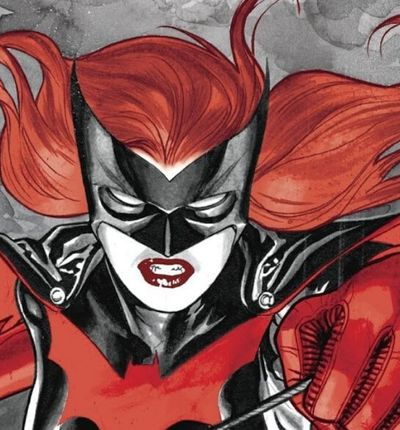batwoman urban comics DC greg rucka