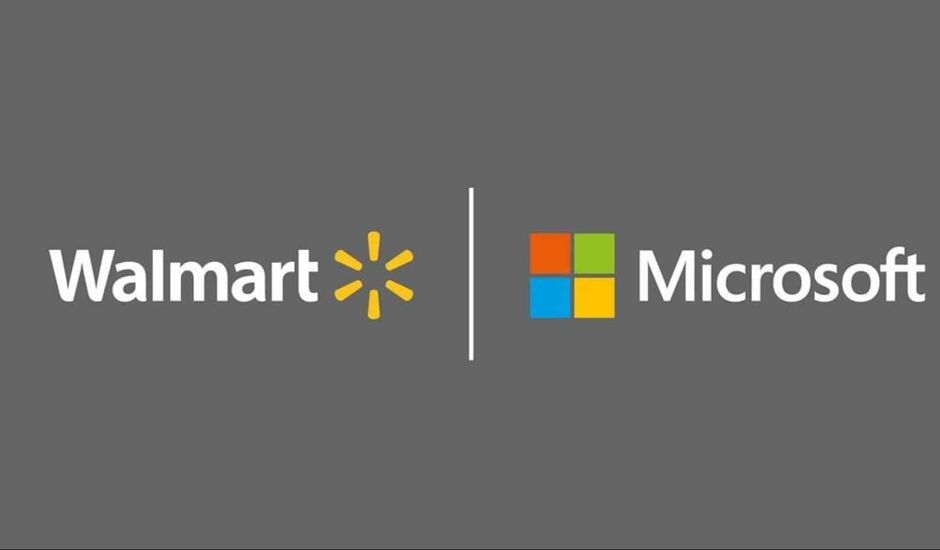 Microsoft Walmart