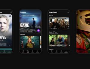 Capture d'écran de l'application Quivi