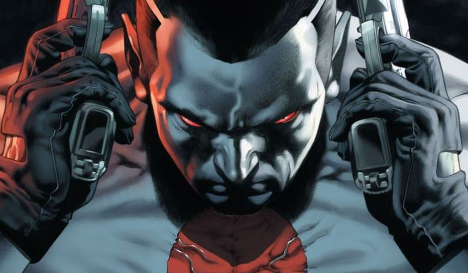 bloodshot adaptation film comics valiant