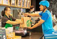 Starbucks s'allie à Alibaba pour livrer du cafés