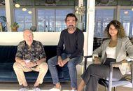 Les bureaux de la startup IA Zaion