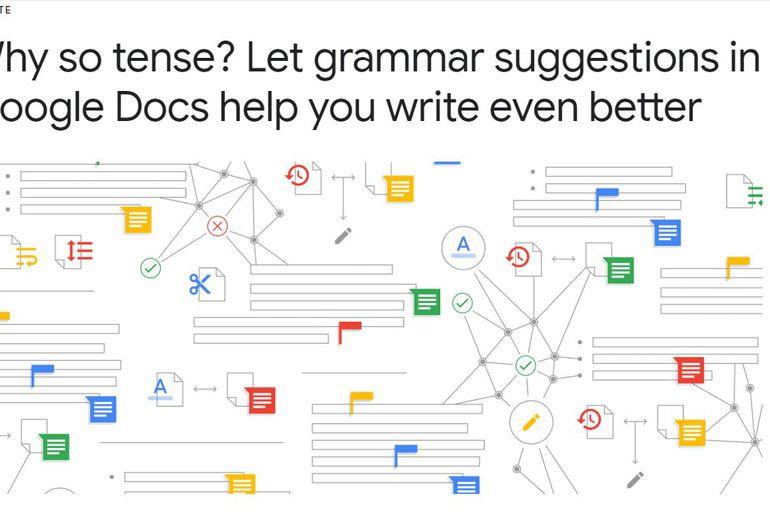 Google corrige les fautes de grammaire