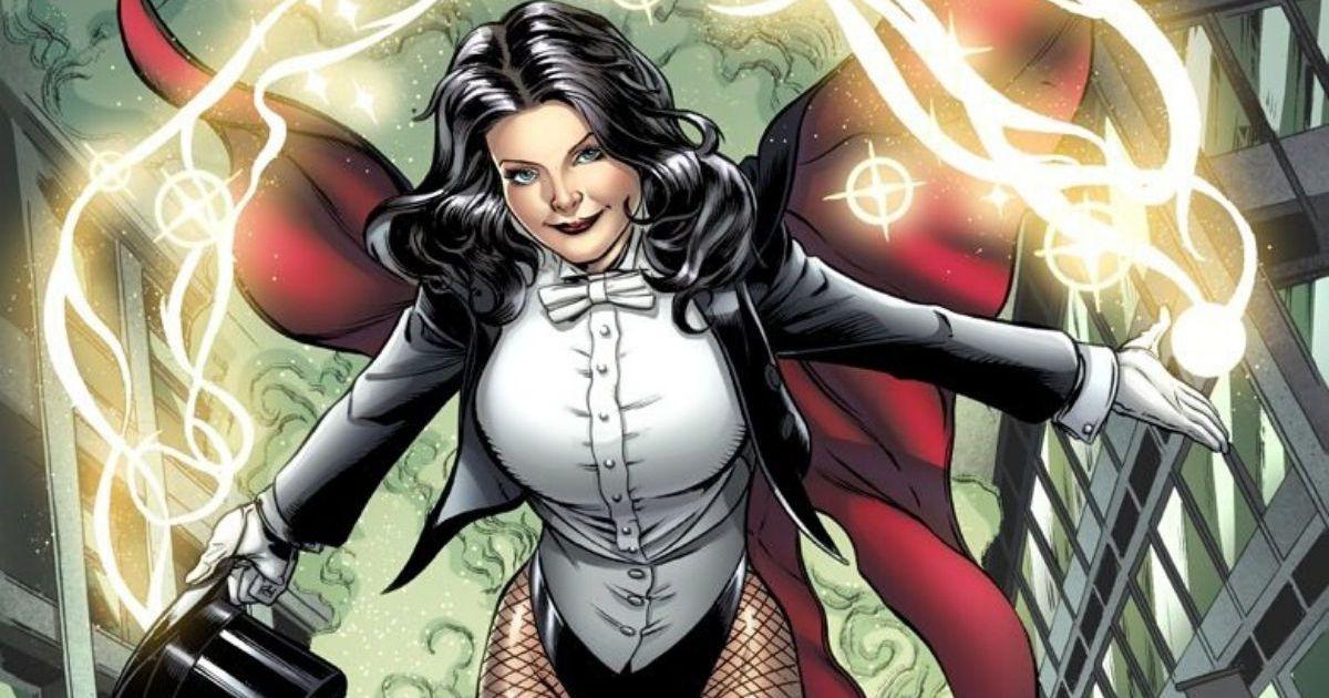 DC : Un film sur Zatanna serait-il en préparation chez Warner Bros. ?