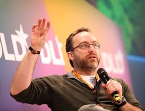 Photo Jimmy Wales