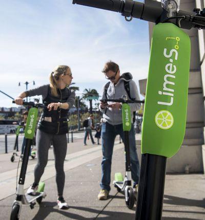 Google Maps va afficher l'emplacement des véhicules Lime