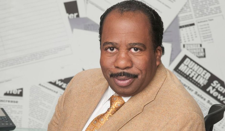 Leslie David Baker incarne Stanley Hudson dans The Office (US)