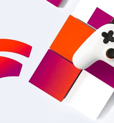 google stadia 4K jeux