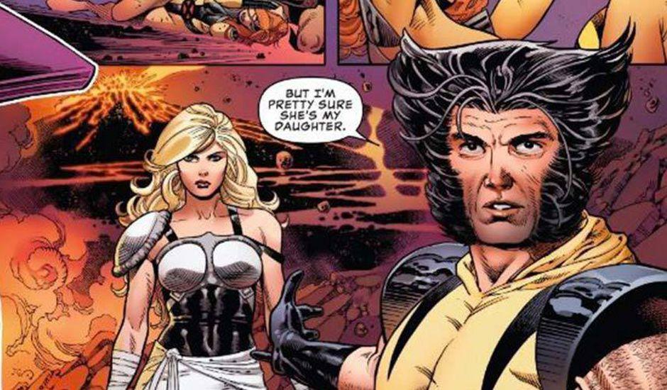 Marvel présente la fille de Wolverine dans un comics