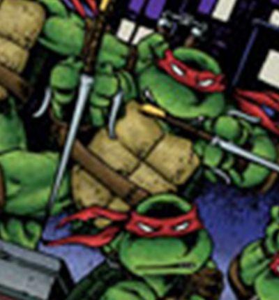série tortues ninja netflix