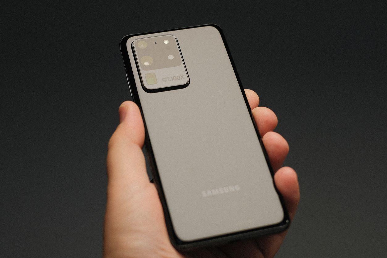 fonctionnalité smartphone samsung galaxy