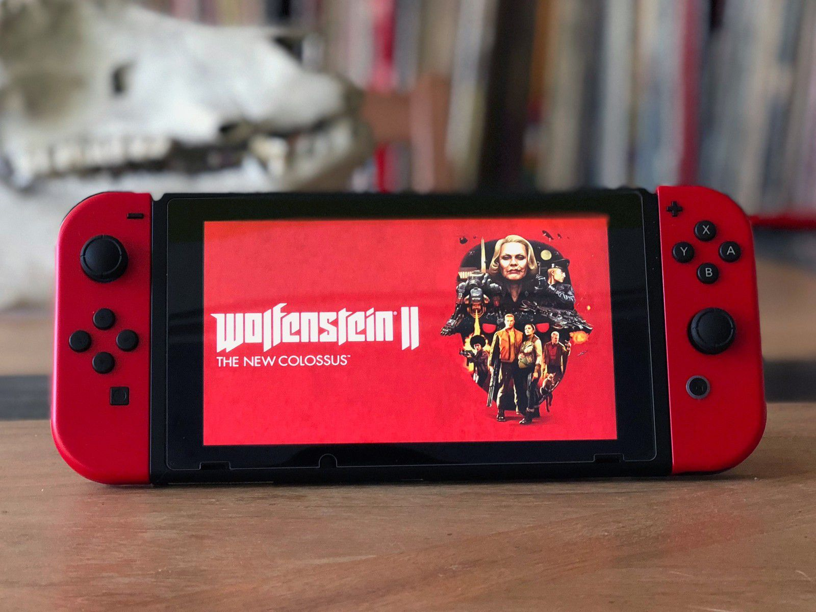 Le partenariat Bethesda Nintendo Switch