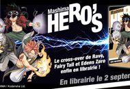 Image promotionnelle de Mashima Hero's