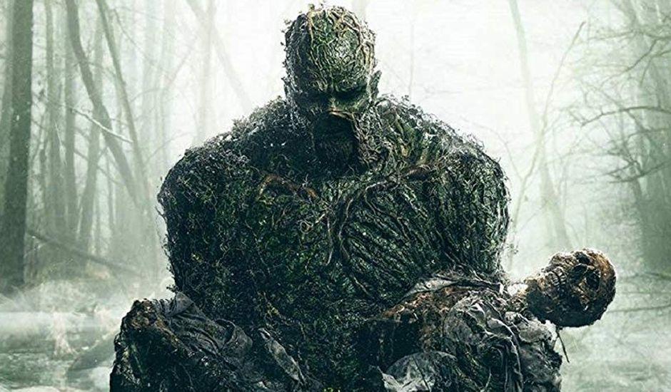 Un film sur Swamp Thing pourrait voir le jour