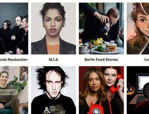 Artistes présents sur Patreon