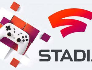 Stadia : Image promotionnelle du service de cloud gaming de Google.