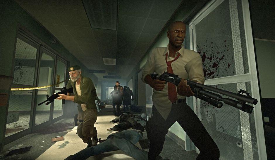 Visuel du jeu Left 4 Dead