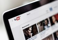 YouTube : la page d'accueil affichée sur un écran d'ordinateur.