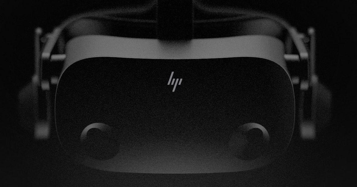 Reverb G2 : HP dévoile son prochain casque VR créé en collaboration avec Valve et Microsoft