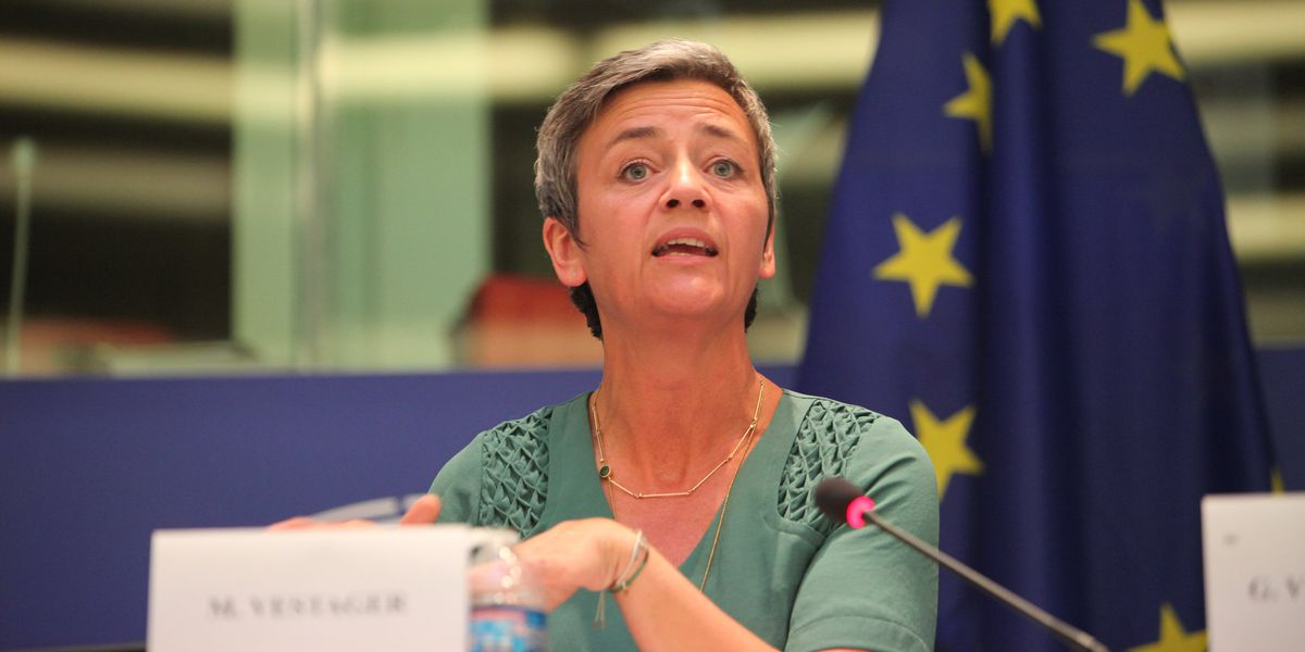 Margrethe Vestager veut revoir les règles de la concurrence européenne