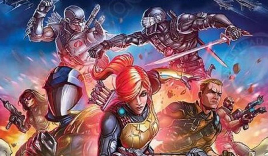 Visuel pour G.I. Joe : Operation Blackout