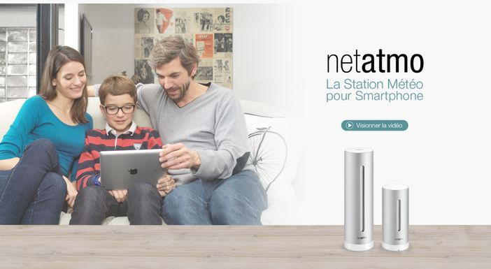 netatmo station meteo