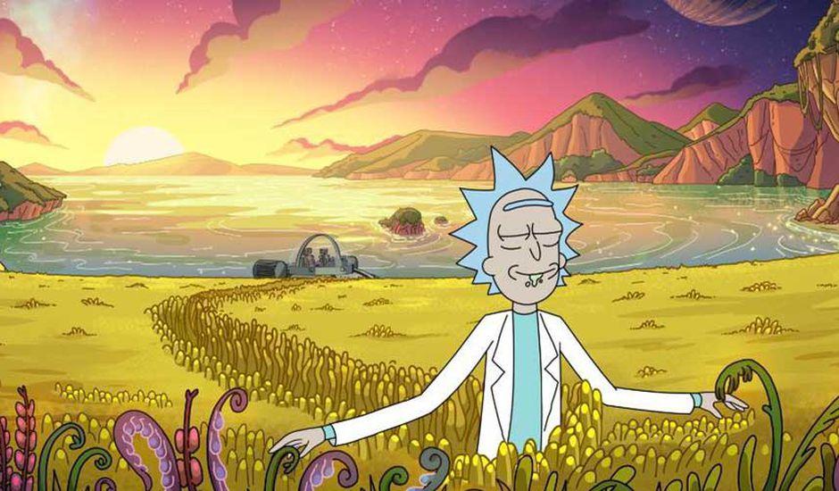 les créateurs de la série annoncent une saison 5 de Rick & Morty
