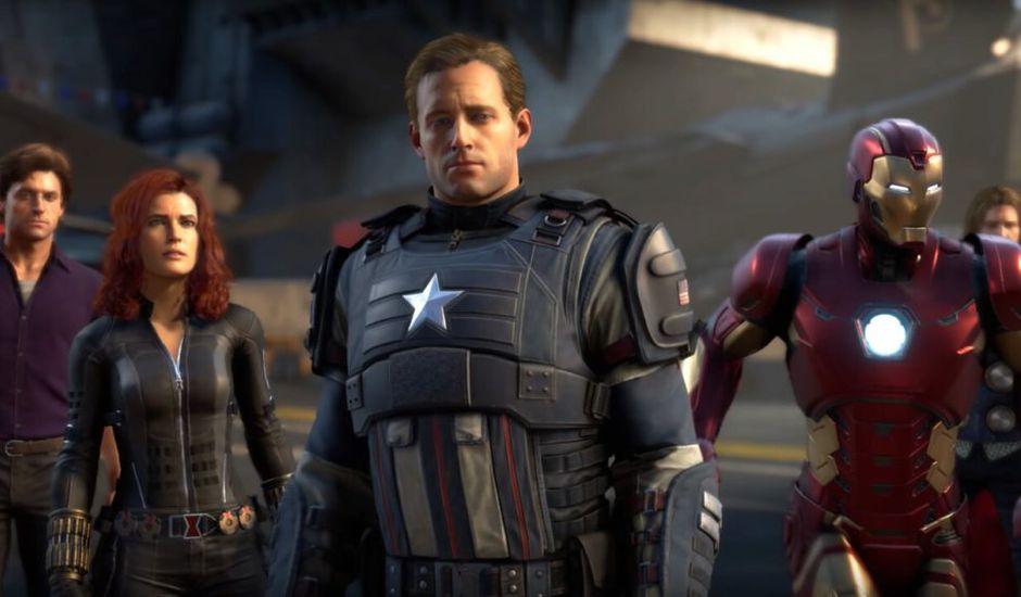 Le jeu vidéo Marvel's Avengers offre un focus du design de Captain America