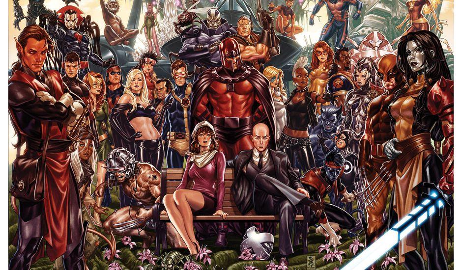 Le comics House of X changera l'univers Marvel