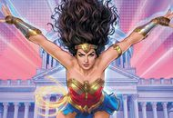 Couverture du comics Wonder Woman 1984