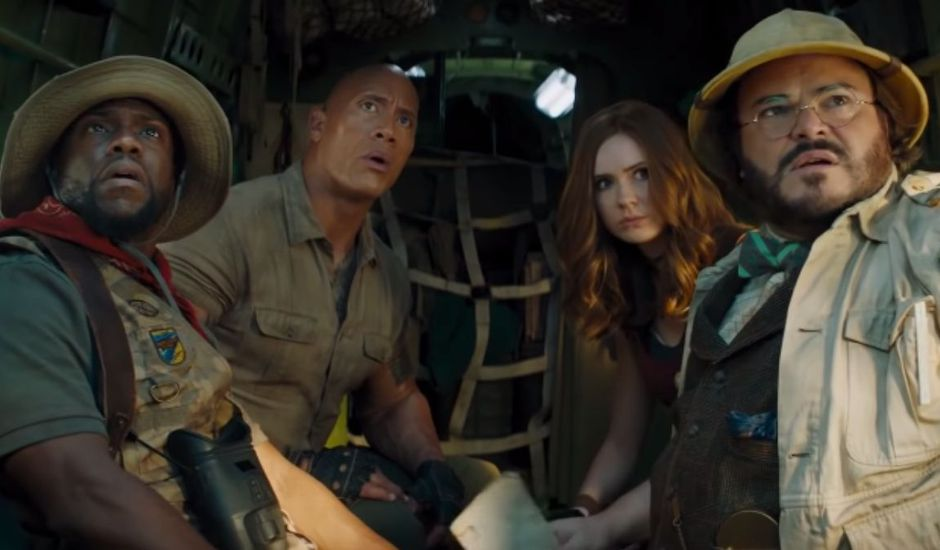 jumanji next level critique film