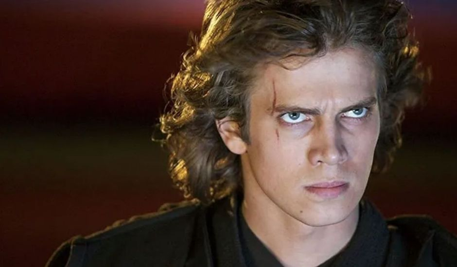 Hayden Christensen incarne Anakin Skywalker