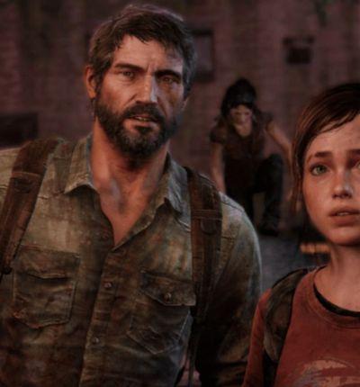 Joel et Ellie dans The Last of Us