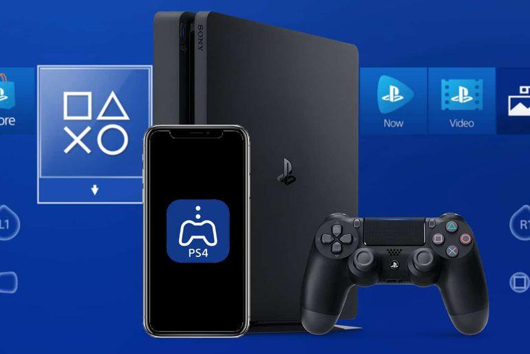 La PS4 a désormais son extension sur iOS.