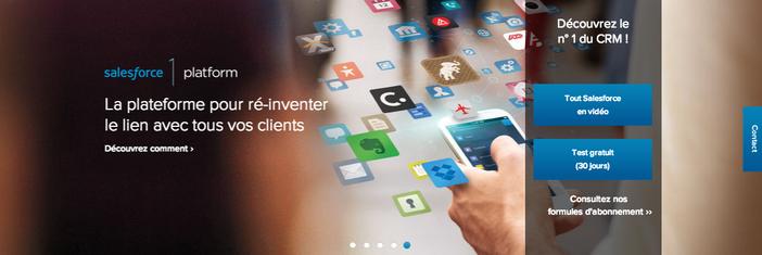 Site Salesforce