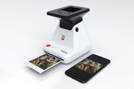 Une imprimante portable pour smartphone.