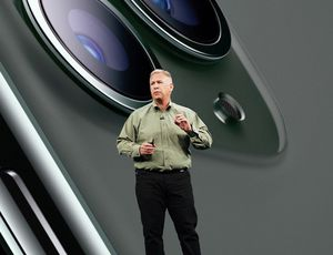 Phil Schiller, ancien chef du marketing d'Apple