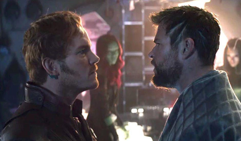 Thor Love Thunder Chris Pratt Star-Lord