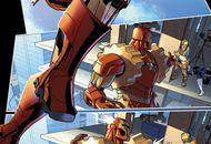 iron man 2020 aperçu du nouveau comics marvel