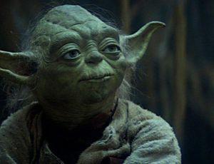 Maître Yoda dans la saga Star Wars