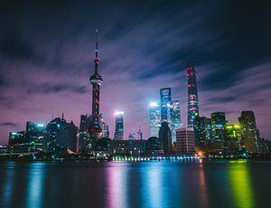 Aperçu de Shanghai.