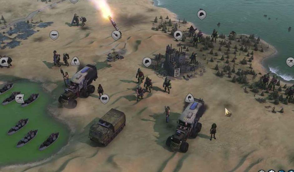 civilization vi : mode battle royale