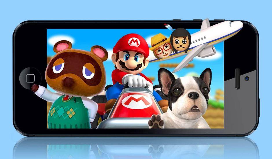 L'essor des jeux mobile Nintendo