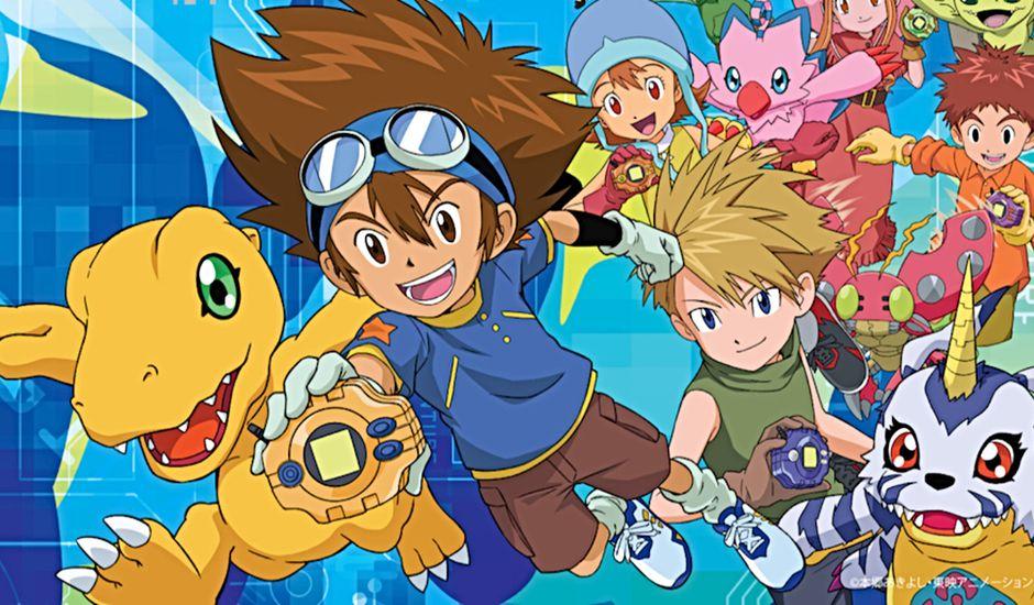 Un artwork magnifique de Digimon par un artiste DC comics