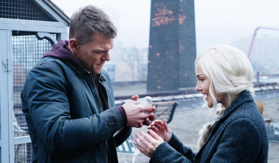 L'actrice de Dove dans Titans révèle une nouvelle image de l'héroïne