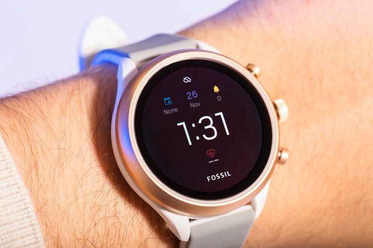 Fossil revend ses technologies de smartwatchs à Google