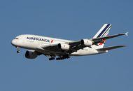 Un Boeing 737 de la compagnie Air France dans les airs